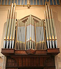 Glasgow, St. Mary's Episcopal Cathedral, Orgel / organ
