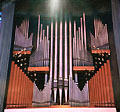 Liverpool, Metropolitan Cathedral of Christ the King, Orgel / organ