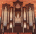 Charlotte (NC) (North Carolina), Calvary Church, Orgel / organ