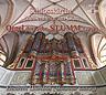 Schlosskirche Meisenheim am Glan - Orgel der Gebr. Stumm