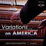 Variations... on America - Montréal (CAN), Saints-Anges-Gardiens / St. Andrew and St. Paul - Jens Korndörfer