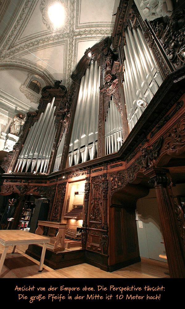 Special: Hofkirche Lucerne (Switzerland)